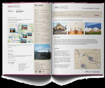Holiday Options Brochure
